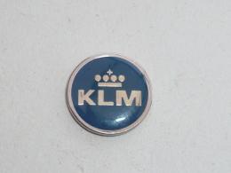 Pin's COMPAGNIE AERIENNE KLM - Luftfahrt