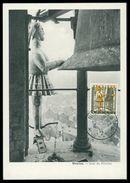 MB 3676) Belgien 1958 Mi# 1136 MK: Jean De Nivelles, Glocke Glockenschläger Jacquemart (Tuberkulose Hilfe) - Music