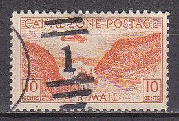 PGL - PANAMA CANAL ZONE AERIENNE Yv N°6 - Canal Zone