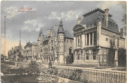 Anvers NA30: Avenue Cogels 1913