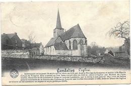 Landelies NA5: L'église 1913 - Montigny-le-Tilleul