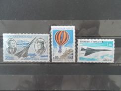 YT PA 43/45 POSTES AERIENNES DE 1969 A 1971**