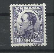 ESPAÑA EDIFIL  494   MNH  ** - Nuevos