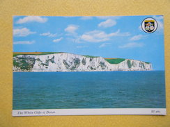 DOVER. La Falaise Blanche. - Dover