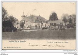 ROSSIGNOL ..-- Nels 40 , N° 154 .1907 Vers HABAY ( Baronne Amélie DE PITTEURS , Château Du PONT D ' OYE ) . Voir Verso . - Tintigny