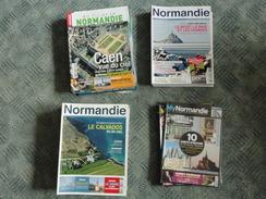 Lot AU FIL DE LA NORMANDIE (36 N°s) Et MY NORMANDIE (4 N°s) 40 N°s Au Total ( Voir Détail - Normandie