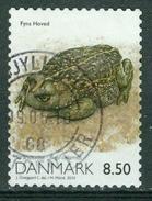 Dänemark 2010 - MiNr 1556 - Used - NATUR FYNS HOVED AUF FÜNEN ROHRKRÖTE