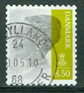 Dänemark 2010 - MiNr 1563 - Used - KÖNIGIN MARGRETHE II.