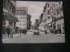 Leipzig Karte , Grimmaische Straß  Ca. 1970  * - Leipzig