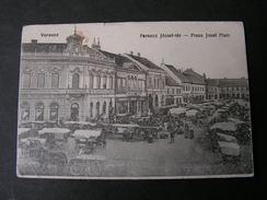 Ungarn , Versecz  , Feldpost 1912 - Ungarn