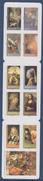 Chefs D'Oeuvre Peinture Giotto Le Lorrain Vermeer De Vinci Metsys Botticelli David Raphaël Vélazquez Arcimboldo BC4132 - Carnets