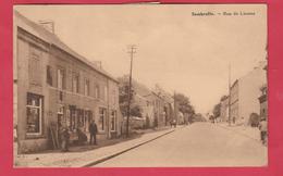 Sombreffe - Rue De Linwez - 1938 ( Voir Verso ) - Sombreffe