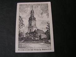 Kirche In Leipzig Schönefeld  1953 - Leipzig