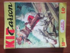 Kit Carson, Bimensuel, Numero 152, 1962 - Livres, BD, Revues