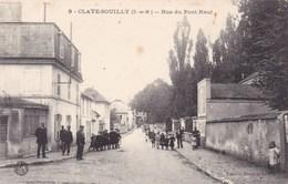 CLAYE SOUILLY RUE DU PONT NEUF (dil197) - Claye Souilly
