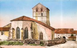 BOUZEMONT (Dompaire) - L'église. - France