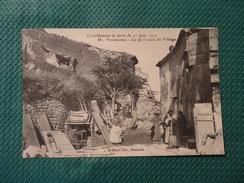 Vernègues - Reste Du Village / Tremblement De Terre 1909 (79) - France