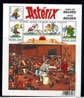 Belgique COB BF 123 ** Astérix - Blokken 1962-....