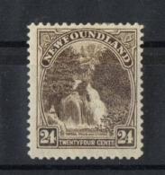 """Wasserfälle, Neufundland 1923 Mi. 127* """"Topsail Falls"""" (517547)"""
