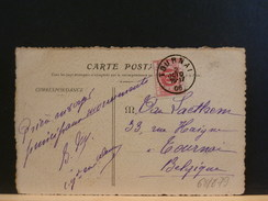 68/879     CP FRANCE   1906  TAXEE TOURNAI