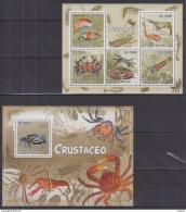 P39 Sao Tome And Principe - MNH - Animals - Crustaceans - 2010