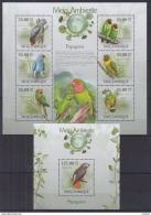 S39 Mozambique - MNH - Animals - Birds - 2010