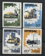 SENEGAL,SET INDUSTRIES, 1988, IMPERFORATED, MNH - Senegal (1960-...)