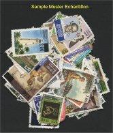 SRI LANKA, 100 DIFFERENT STAMPS - Like Received! - Sri Lanka (Ceylan) (1948-...)