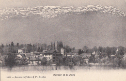 Ferney -  Panorama - Jura - Ferney-Voltaire