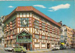 Belgique - Oostende Ostende - Hôtel Du Cheval Blanc - Automobiles - Oostende
