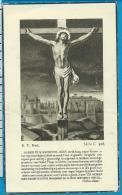 Bp    Eew. Zuster    Hacken   Antwerpen   Zonhoven - Devotion Images