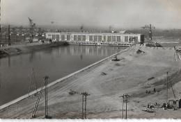 CHANTIER D OTTMARSHEIM - Vue Amont De L'usine Février 1952 - EN ETAT - Ottmarsheim