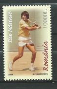 Romania 2004 Tennis - Ilie Nastase.Mi - 5878.MNH
