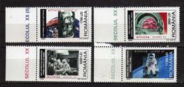 Romania 2000 The 20th Century.space.MNH - 1948-.... Republics