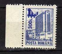 Romania 2000 Hotels.MNH - 1948-.... Republics