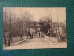 St. Pantaléon -  Pont Sur Le Rieumaud (98) - France