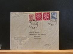 68/866  LETTRE 1947  POUR USA - België