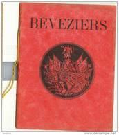 Marine - Livre D´or Du Sous-marin Beveziers 1936 - Petit Fascicule De 20 Pages - Par Pierre Le Conte P.O.M. - History