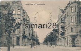 POSEN - 0. 5., CAPRIVISTRASSE