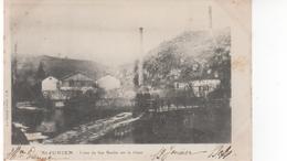 SAINT-JUNIEN - Usine Du Bas Moulin Sur La Glane - Saint Junien