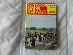 Outdoor Model Railways By Martin Evans - Books, Magazines, Comics