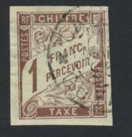 1 Franc Portomarke