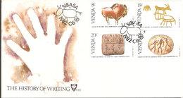 Venda - South Africa -      Venda 1982- SACC FDS  # 1.11 - History Of Writing - Suberb Condition - As Per Scan - Venda