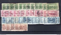 1934 Legion Tchecoslovaque Y 285 - 286   Mi 322 323 40 P ( 12+12+12+4)