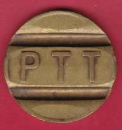 France - Jeton Téléphone - PTT - Professionnels / De Société