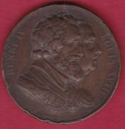France - Statue Henri IV - Royal / Of Nobility