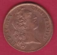 France - Louis XV - Ordre Des Guerres - Adel