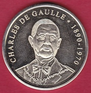 France - De Gaulle - Nickel - Adel