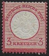 Allemagne - N° 22 *  - Cote : 28 € - Deutschland