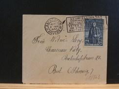 68/863  LETTRE POUR LA SUISSE  1930  FLAMME - Belgien